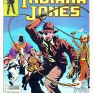 INDIANA JONES Further Adventures of #1 Marvel Comics 1983