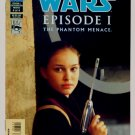 STAR WARS EPISODE 1 THE PHANTOM MENACE #4 Dark Horse Comics 1999