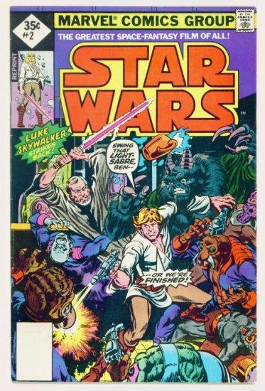 STAR WARS #2 Marvel Comics 1977