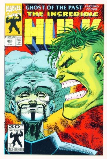 INCREDIBLE HULK #398 Marvel Comics 1992 NM