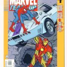 ULTIMATE MARVEL TEAM-UP #4 Marvel Comics 2001 Spider-man Iron Man