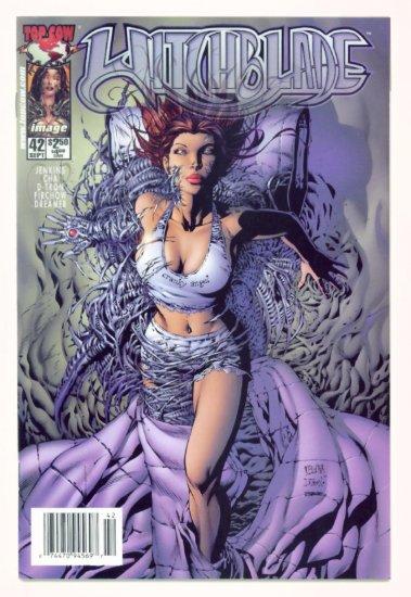 WITCHBLADE #42 Image Top Cow Comics 2000