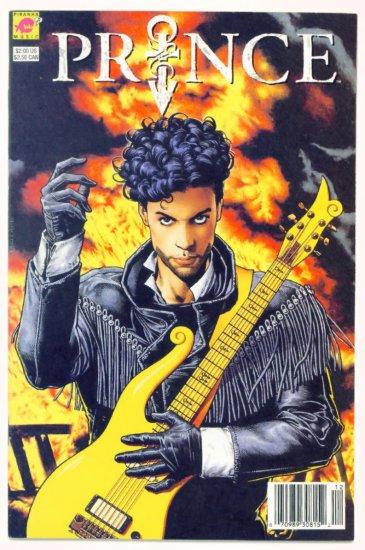 PRINCE ALTER EGO #1 PIRAHNA MUSIC COMICS 1991