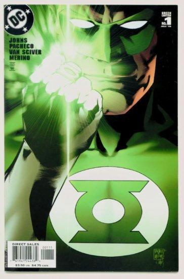 GREEN LANTERN #1 DC Comics 2005