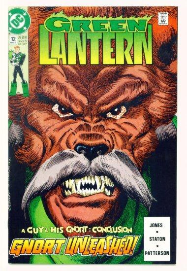 GREEN LANTERN #12 DC Comics 1991