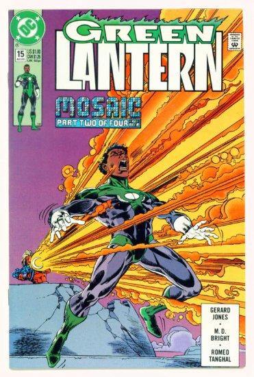 GREEN LANTERN #15 DC Comics 1991