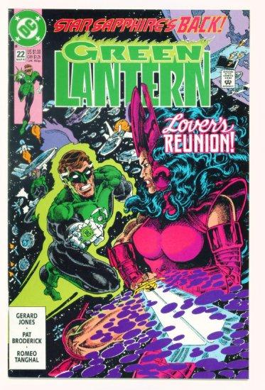 GREEN LANTERN #22 DC Comics 1992