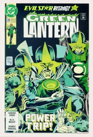 GREEN LANTERN #28 DC Comics 1992