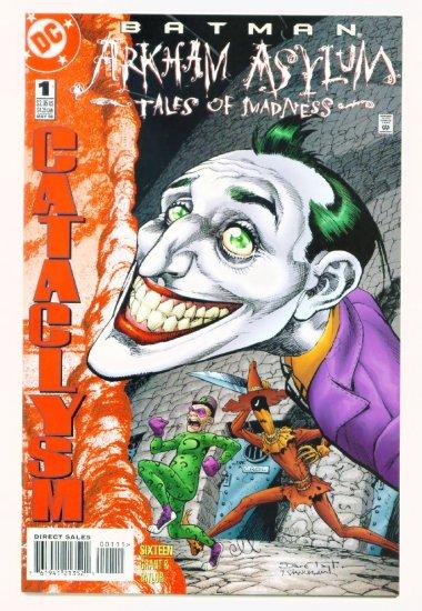 ARKHAM ASYLUM Tales of Madness #1 DC Comics 1998 Batman The Joker