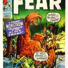 FEAR #1 Marvel Comics 1970 Jack Kirby Monsters GIANT