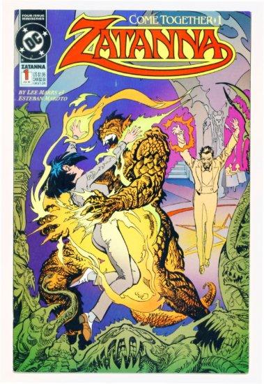 ZATANNA #1 DC Comics 1993