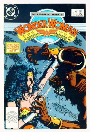WONDER WOMAN #13 DC Comics 1988