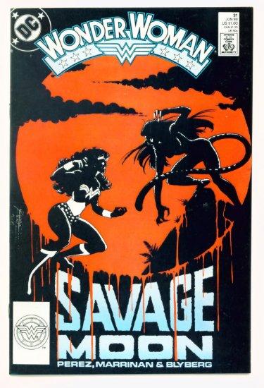 WONDER WOMAN #31 DC Comics 1989