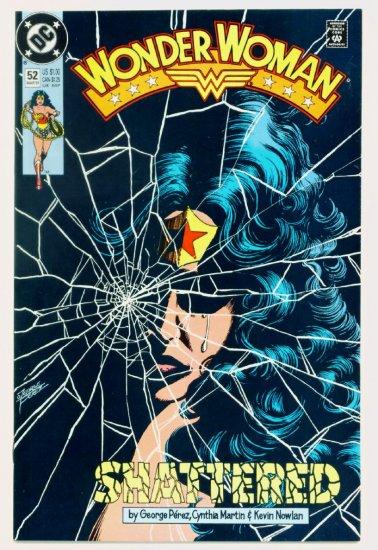 WONDER WOMAN #52 DC Comics 1991