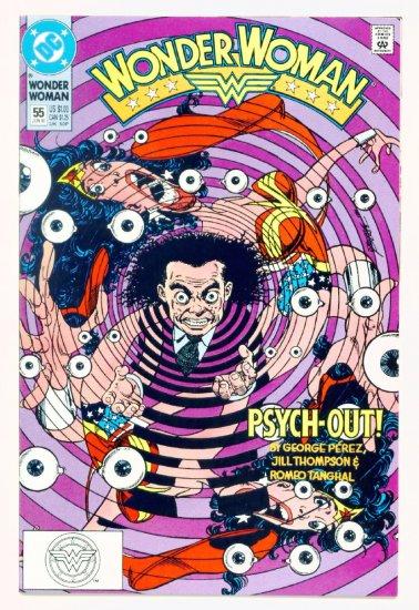 WONDER WOMAN #55 DC Comics 1991