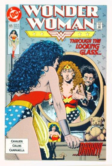 WONDER WOMAN #65 DC Comics 1992