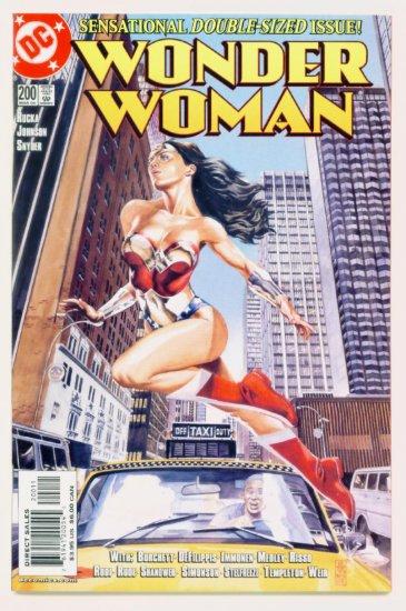 WONDER WOMAN #200 DC Comics 2004 GIANT