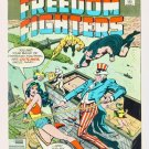FREEDOM FIGHTERS #4 DC Comics 1976 Wonder Woman
