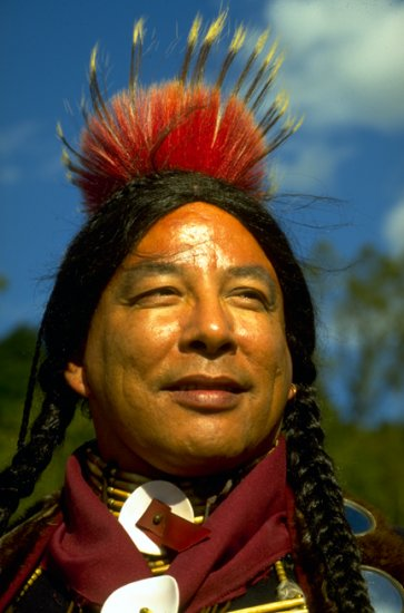An American Indian 3
