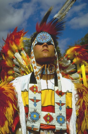An American Indian 4