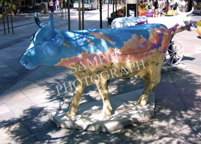 Cows On Parade - Breaking Moos