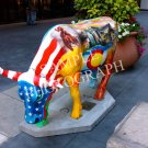 Cows On Parade - Cow Town USA