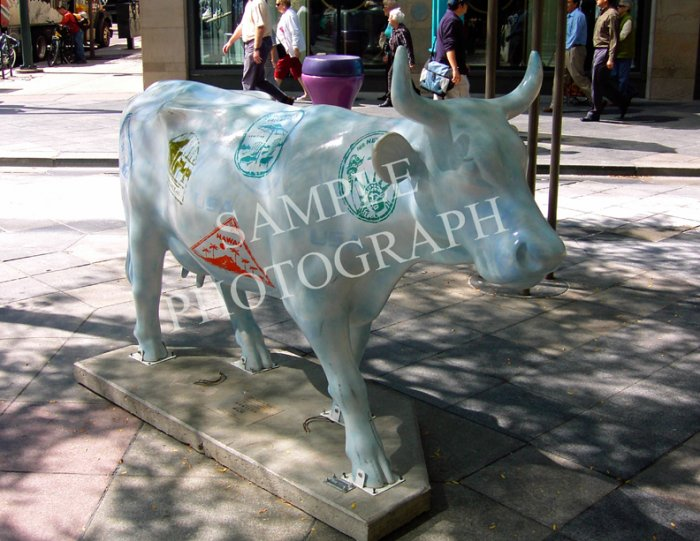 Cows On Parade - Denver, Moo Mean So Much To Us