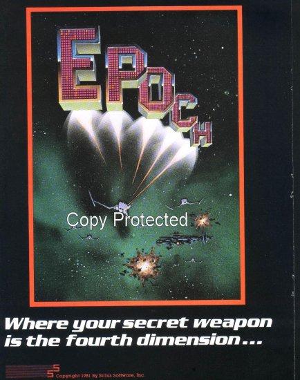 Epoch 1981 Computer Ad