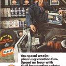 Vintage Gulf Oil Advertisement