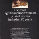 Vintage 1970 Ruffino Advertisement