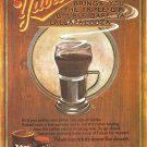 Vintage 1970 Yuban Coffee Advertisement