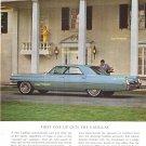 1964 Vintage Cadillac Advertisement