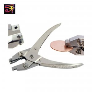 Forca RTGS-295 Jewelry Parallel Action Hole Punch Sheet Metal Pliers