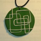 Hip to be Square Pendant
