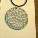 Dots and Teardrops Pendant