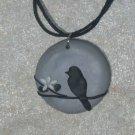 Blackbird Pendant