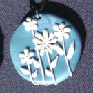 Daisies in the Sun Pendant