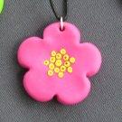 Hibiscus Flower Pendant