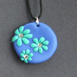 True Blue pendant