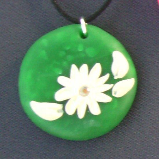Bright Green pendant