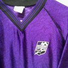 FREE SHIPPING Upward Soccer Jersey shiny purple black youth XL YXL