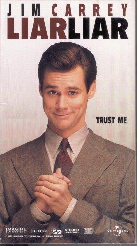 Liar Liar (VHS) Jim Carrey