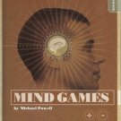 Mind Games by Michael Powell hardcover like new