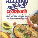 The Allergy Self-Help Cookbook (NoDust) by Marjorie H. Jones