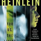 For Us the Living by Robert A. Heinlein 2004 Pocket Books Paperback