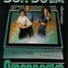 Cyberbooks by Ben Bova; Mass Market Paperback