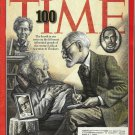 Time Magazine March 29, 1999 100 Heroes and Icons Of The Century Sigmund Freud