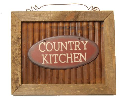 country wall decor for kitchen rustic country kitchen wall decor sign 8480