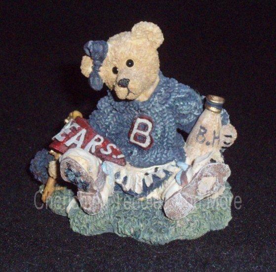 Boyd Bearstone Bears Bailey The Cheerleader