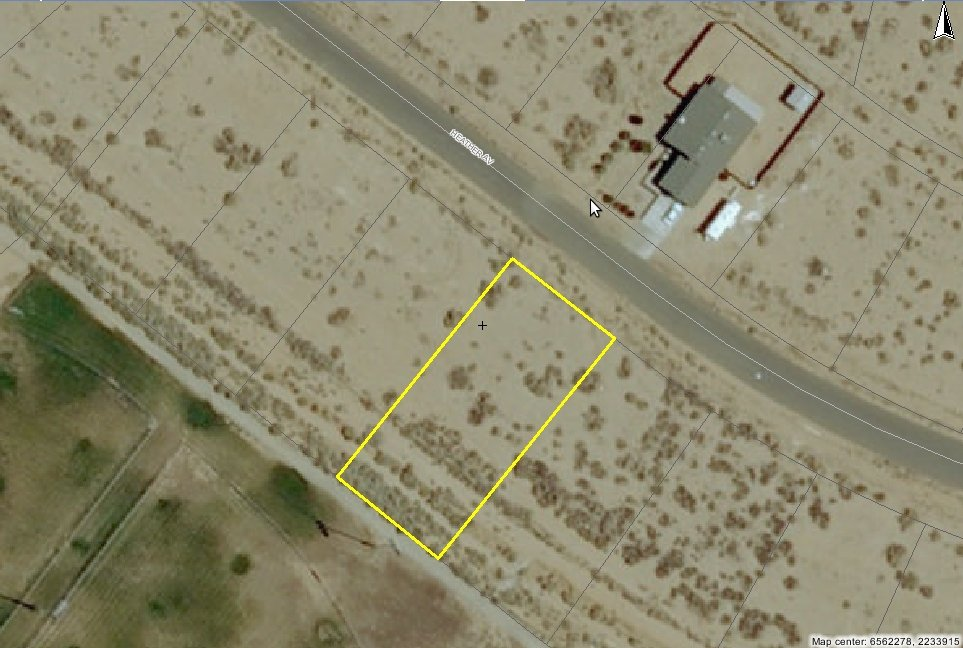 California City Residential Land (80'x180')